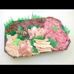 肝脏 - 極上牛ホルモン盛り合わせ焼肉セット【西日本産】 焼肉たれ付(1kg)
