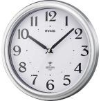 掛け時計 掛時計 壁掛け時計 電波時計 プラ アストル MAG マグ W-649 SM-Z