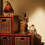 仏像 フィギュア 弥勒菩薩 みろくぼさつ 高さ28cm インテリア 雑貨 置物 精巧 Isumu (イスム) スタンダード