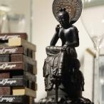 仏像 フィギュア 菩薩半跏像 ぼさつはんかぞう 高さ20cm インテリア 雑貨 置物 精巧 手のひらサイズ Isumu (イスム) TanaCOCORO[掌]