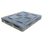 リサイクルプラスチックパレット 樹脂製 RE1210-1 1200×1000【送料別途】