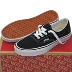 VANS ( バンズ ヴァンズ ) Classic ERA Black ( 23-30cm ) (スケートボード スケボー クラシック エラ キャンバス USA企画 シューズ スニーカー 靴 メンズ レデ