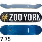 ZOO YORK ズーヨーク スケボー スケートボード デッキ PHOTO INCENTIVE 7.75inch