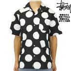 ショッピングSTUSSY STUSSY ステューシー Big Dot Shirt ビッグドット メンズ ストリート ファッション 襟 シャツ 【17SU】