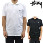 STUSSY  ステューシー ポロシャツ 半袖 POLO トップス  PIQUE POLO