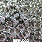 MIMI LOGO ( ミニロゴ ) Axle Nut ( スケートボード スケボー パーツ アクセル アクスルナット )