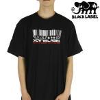 BLACK LABEL ブラックレーベル Tシャツ メンズ 半袖 Matt Hensley Wingtips Tee