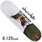 スケボー デッキ スケートボード CHOCOLATE チョコレートALVAREZ LUCHADOR DECK 8.125inch Vincent Alvarez Model 老舗ブランド 板 ガール ブランドデッキ