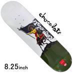 スケボー デッキ スケートボード CHOCOLATE チョコレートALVAREZ LUCHADOR DECK 8.25inch Vincent Alvarez Model 老舗ブランド 板 ガール ブランドデッキ