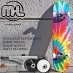スケボー スケートボード コンプリート mini LOGO Tie-Dye デッキ サイズ 7.75inch 初心者 おすすめ セット