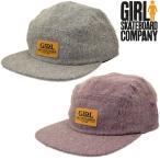 GIRL ( ガール )  デッキ キャップ  GIRL BROADWAY HAT