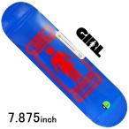 スケボー デッキ スケートボード GIRL ガールPACHECO 93 TIL 7.875inch  老舗ブランド 板 チョコレート ブランドデッキ