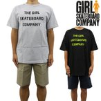 GIRL ガール Tシャツ 半袖 T-SHIRTS メンズ トップス GIRL SANS CO. STANDARD