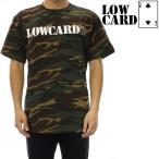 ショッピングLOW LOWCARD ローカード Tシャツ 半袖 Camo Standard Tee