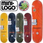 スケボー スケートボード デッキ MINI LOGO ブランク 7.75inch