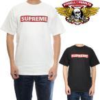 即納 POWELL PERALTA パウエル ペラルタ  スケートボード スケボー BONES スープリーム 半袖 Tシャツ Supreme S/S Tee