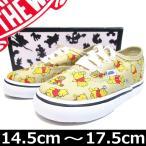 VANS ( バンズ ) Kids Authentic (Disney) Winniethepooh / Ltk ( 14.5 - 17.5cm ) ( オーセンティック キッズ 子供 靴 シューズ USA モデル )