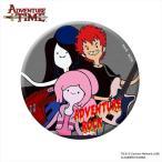 アドベンチャー・タイム 缶バッチ/ADVEVTURE ROCK B(75mm) 「難波章浩」(Hi-STANDARD/NAMBA69)スペシャル限定コラボグッズ Adventure Time