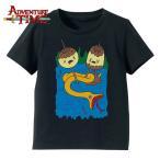 アドベンチャータイム Tシャツ バブルガムのロックTシャツ レディース(M) Adventure Time