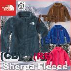 ノースフェイス キッズ シェルパフリースジャケット North Face Sherpa Fleece Jacket 2018-2019  子供用 軽量アウター インナー