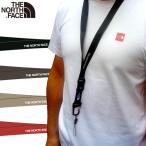 送料込み価格 ノースフェイス ネックストラップ North Face おしゃれアウトドアブランド ネームホルダー TNF Lanyard