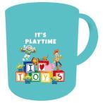 マグカップ プラスチック おしゃれ プラマグ(ランチカップ) BLOCK ディズニー:トイストーリー #DIE-400 日本製
