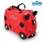 トランキ /乗って遊べる子供用スーツケース/ライドオン・トランキ/レディバグ・ハーレイ/trunki