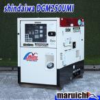 shindaiwa ディーゼル発電機 DGM250UMI 極超低騒音型 25kVA 中古 建設機械 1189