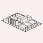 タカラスタンダード製浴室乾燥機型番  EYK-300J 本体基板 10286982