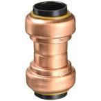 東洋フィッティング 銅管継手 TFテクタッチ ソケット1/2