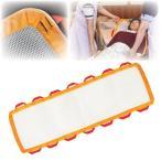 介護用移乗マット(布担架) 「リーフ」 持ち手付き 洗濯機/乾燥機可