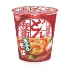 日清食品 日清のどん兵衛 天ぷらそばタテ型 81g 1ケース(20食)