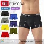 ボクサーパンツ BVD BODY GEAR 吸水速乾 ストレッチ メンズ スポーツ ボディギア