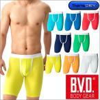 ロングボクサーパンツ BVD BODY GEAR 吸水速乾/スポーツ/メンズアンダーウェア/スパッツ