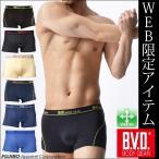 ボクサーパンツ BVD BODY GEAR ストレッチ素材 メンズ