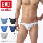 リオバックビキニ WEB限定 BVD Comfortable 綿100% メンズセクシー