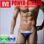 マイクロビキニ BVD POWER-ATHLETE ローライズ スポーツアンダーウェア