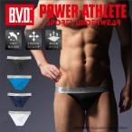 マイクロビキニ BVD POWER-ATHLETE テクノファインメッシュ  吸水速乾 ローライズ スポーツアンダーウェア