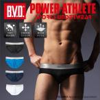 スーパービキニ BVD POWER-ATHLETE テクノファインメッシュ 吸水速乾 ローライズ スポーツアンダーウェア