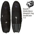 Creatures Of Leisure  SurfBoards HardCase The All-Rounder Boardcovers 6'7