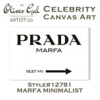 Oliver Gal Art MARFA MINIMALIST オリバーガル アート マーファミニマリスト サイズC 76.2cm×50.8cm