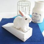 インテリア/ドアストッパー ウサギ