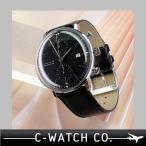 腕時計 メンズ腕時計 JUNGHANS maxbill  CHRONOSCOPE 027 4601 00 自動巻き 送料無料