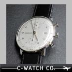 腕時計 メンズ腕時計 JUNGHANS maxbill CHRONOSCOPE 027 4800 00 自動巻き 送料無料