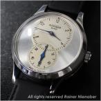 ドイツ注文品 AHCI独立時計師 ライナーニーナバー 限定生産モデル グレートセコンド 手巻き 送料無料