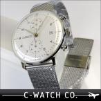 腕時計 メンズ腕時計 JUNGHANS maxbill CHRONOSCOPE 027 4003 44M 自動巻き 送料無料