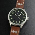 ドイツ時計 ラコ Laco 861688 Augsburg アウクスブルク 自動巻き パイロットウォッチ 送料無料