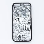 iPhone6/6s ケース The Beatles quotes Abbey Road ビートルズ アイフォン6/6s 4.7インチ用ハードケース アビーロード quotes