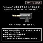 PENTACONN(ペンタコン) φ2.5L型OFCTYPE バランス4極TYPE NBP1-12-001