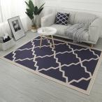 ラグ ラグマット カーペット 洗える 滑り止め付 シャギー リビング 居間 北欧 絨毯 じゅうたん 長方形 無地 おしゃれ シャギーラグ 厚さ2cm シンプル